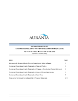 Financial Statements 2015 Q2
