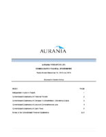 Financial Statements 2015 Q4